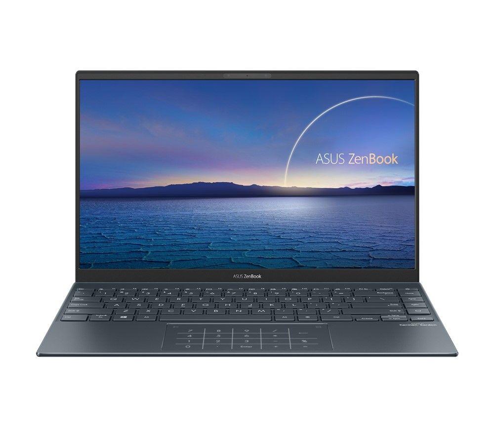 "Image of ASUS ZenBook UX325JA 13.3"" Laptop - Intel®Core™ i5, 512 GB SSD, Grey, Grey"