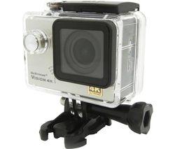 Vision 4K Ultra HD Action Camera - Silver