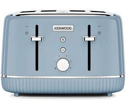 Elegancy TFP10.A0BG 4-Slice Toaster - Blue