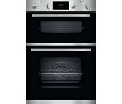 N30 U1GCC0AN0B Electric Double Oven - Stainless Steel