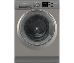 NSWR 742U GK UK 7 kg 1400 Spin Washing Machine - Graphite