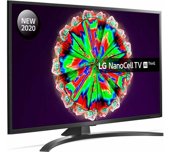 "LG 43NANO796NE 43"" Nanocell UltraHD 4K HDR10"