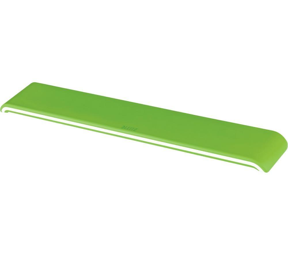 Image of LEITZ Ergo WOW Keyboard Wrist Rest - Green, Green
