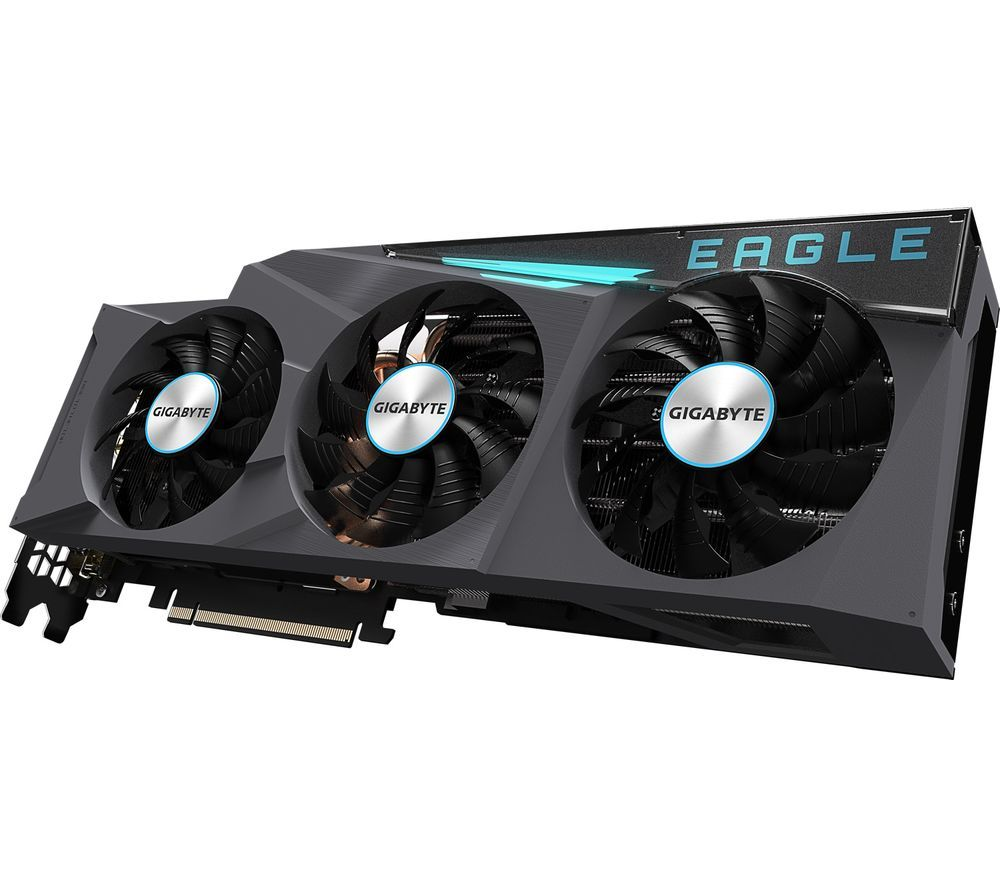 GIGABYTE GeForce RTX 3090 24 GB EAGLE OC Graphics Card