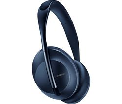 Wireless Bluetooth Noise-Cancelling Headphones 700 - Triple Midnight