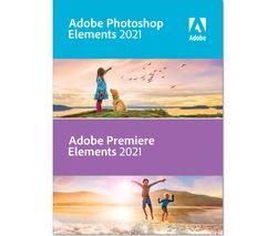 Photoshop Elements 2021 & Premiere Elements 2021