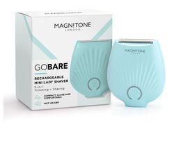 GoBare MLS01PP Wet & Dry Shaver - Aqua