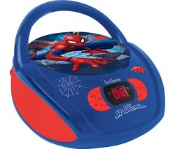 RCD108SP Boombox - Spider-Man