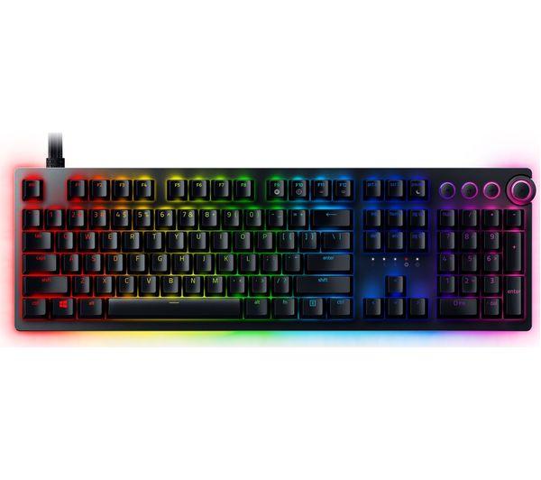 Image of RAZER Huntsman V2 Analog Gaming Keyboard