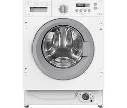 CI981 Integrated 8 kg Washer Dryer