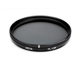 HOYA Circular Polarising Lens Filter - 67 mm