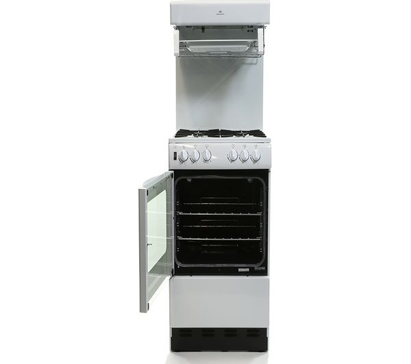 Buy New World Nw55thlg Gas Cooker White Free Delivery