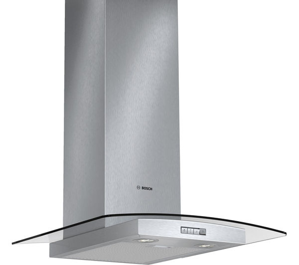 BOSCH Classixx DWA064W51B Chimney Cooker Hood - Stainless Steel