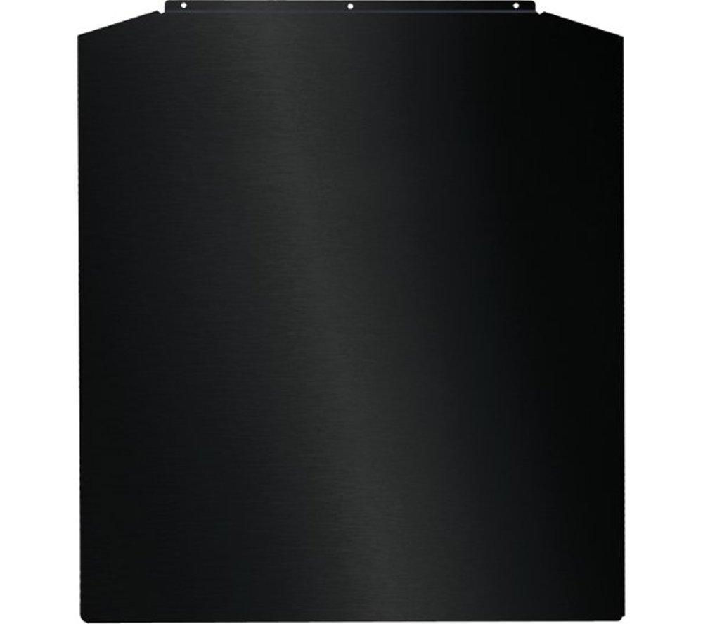 BAUMATIC BSC6BL Stainless Steel Splashback - Black, Stainless Steel Review thumbnail
