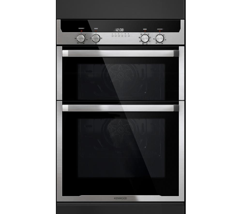 Compare prices for Kenwood KD1501SS Electric Double Oven