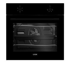 LBFANB16 Electric Oven - Black