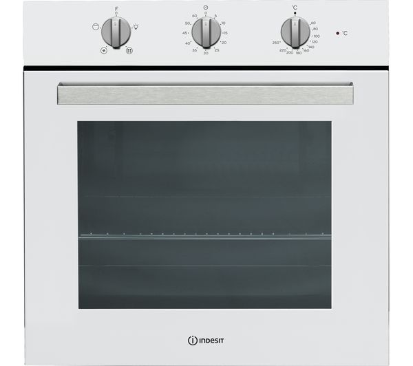 Image of INDESIT Aria IFW 6330 Electric Oven - White