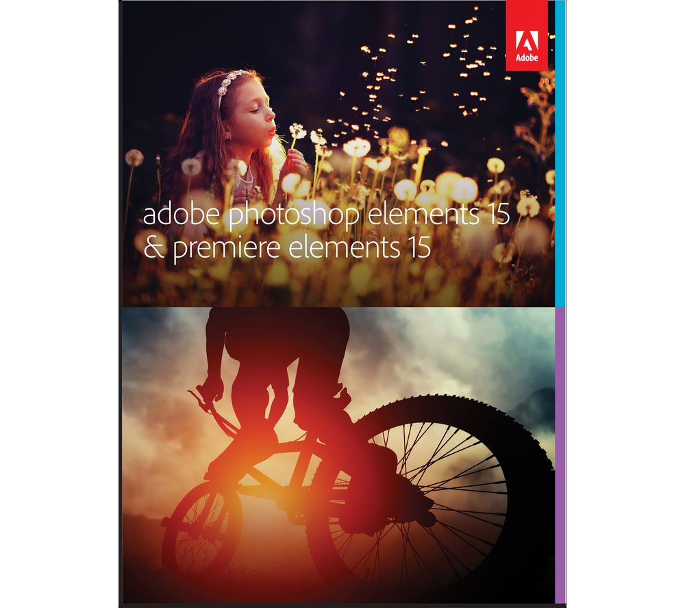 ADOBE Photoshop Elements 15 & Premiere Elements 15 (download), Red
