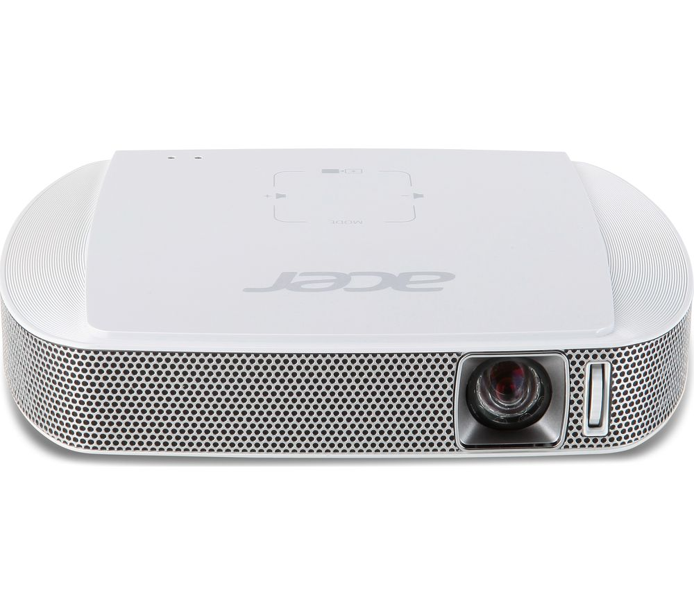 Buy acer c205 mini projector free delivery currys for Small video projectors reviews