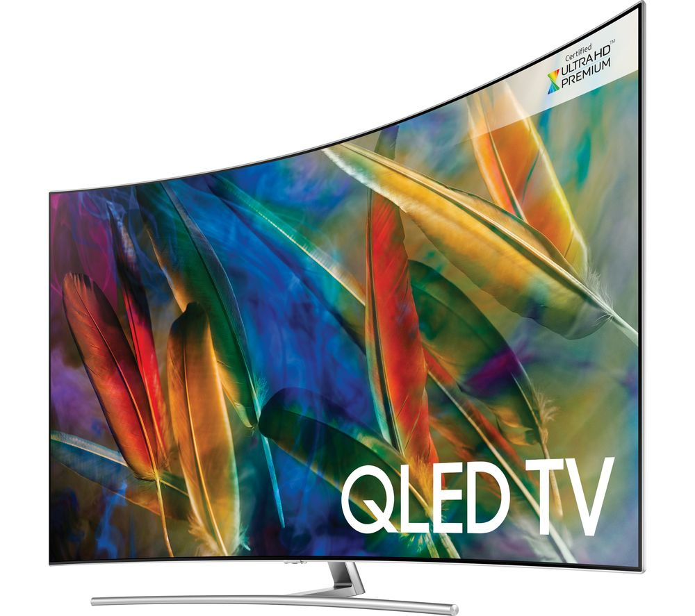 Buy Samsung Qe65q8camt 65 Quot Smart 4k Ultra Hd Hdr Curved