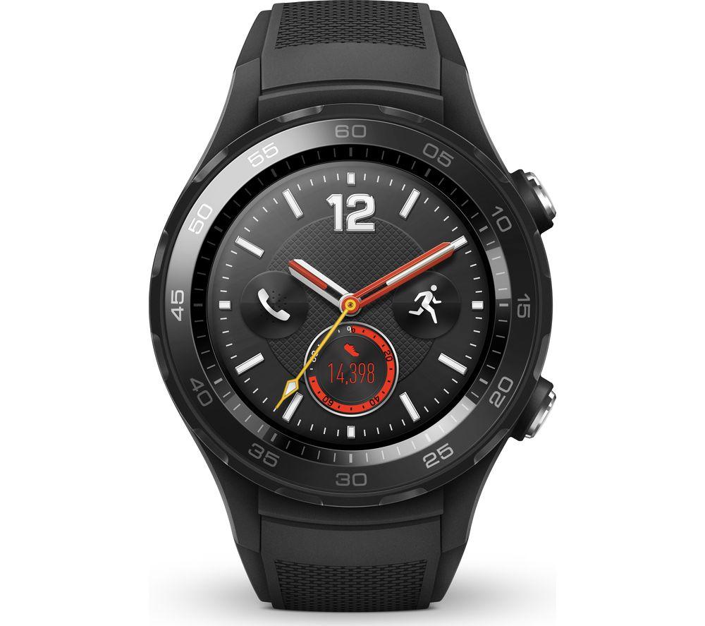 HUAWEI Watch 2 Sport 4G - Black