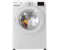 HOOVER WDXOC 485A Smart 8 kg Washer Dryer - White