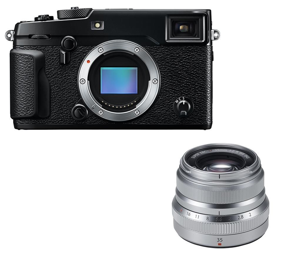 FUJIFILM X Pro2 Mirrorless Camera Lens Kit Bundle