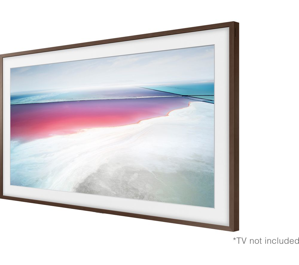 Compare prices for Samsung Customisable Frame Bezel Walnut