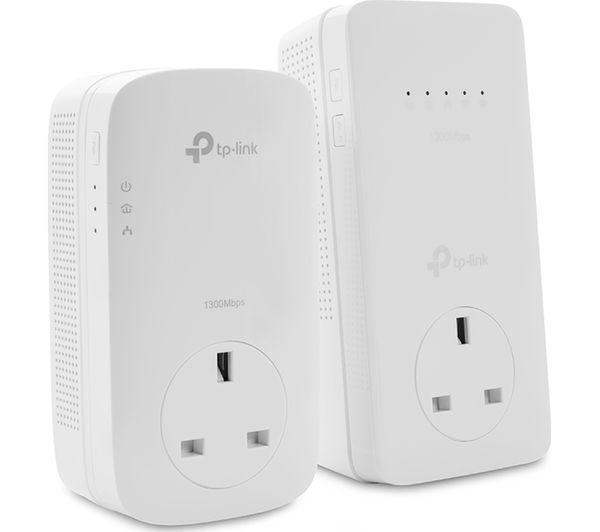 tp link tl wpa8630p v2 wifi powerline adapter kit av1300. Black Bedroom Furniture Sets. Home Design Ideas