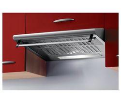 BAUMATIC BSTD60X Visor Cooker Hood - Stainless Steel