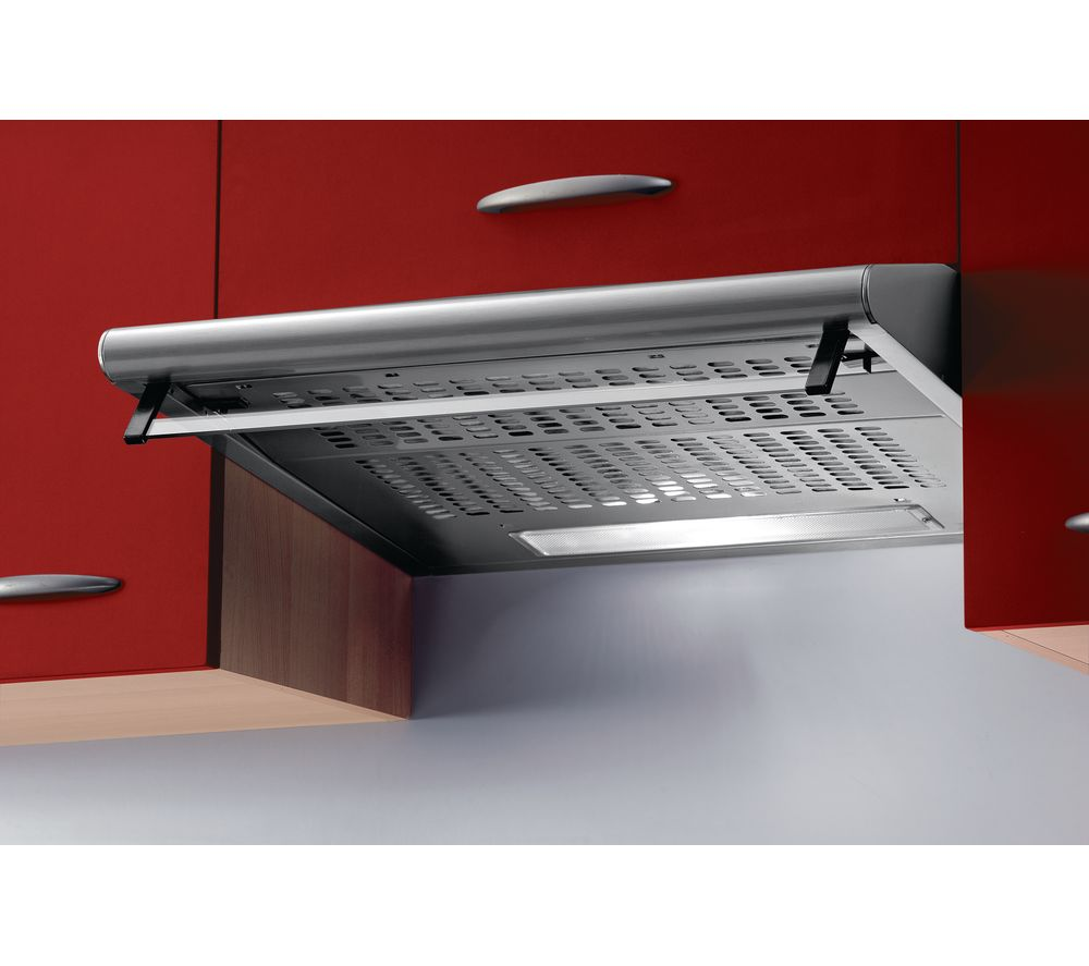 BAUMATIC BSTD60X Visor Cooker Hood - Stainless Steel, Stainless Steel Review thumbnail
