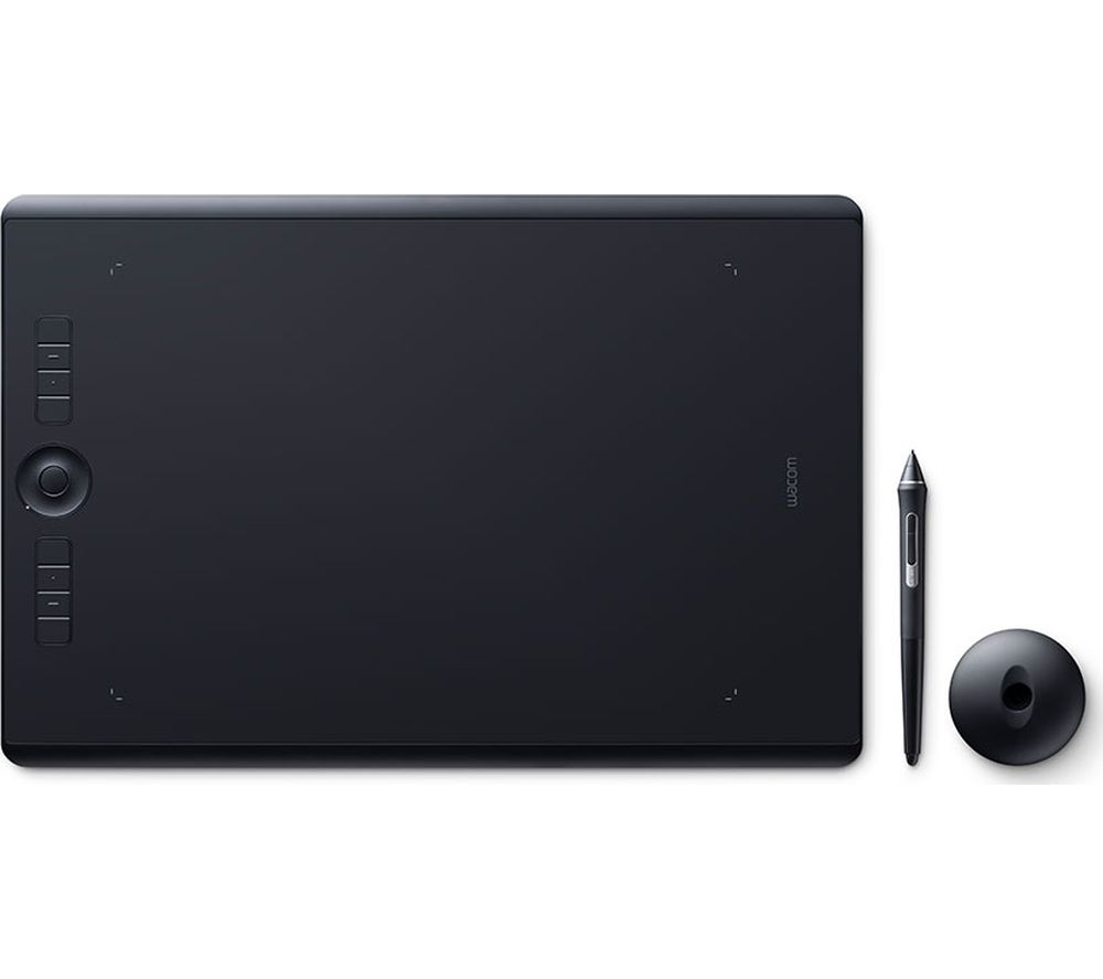 "Image of WACOM Intuos Pro PTH-860-N 17"" Graphics Tablet"