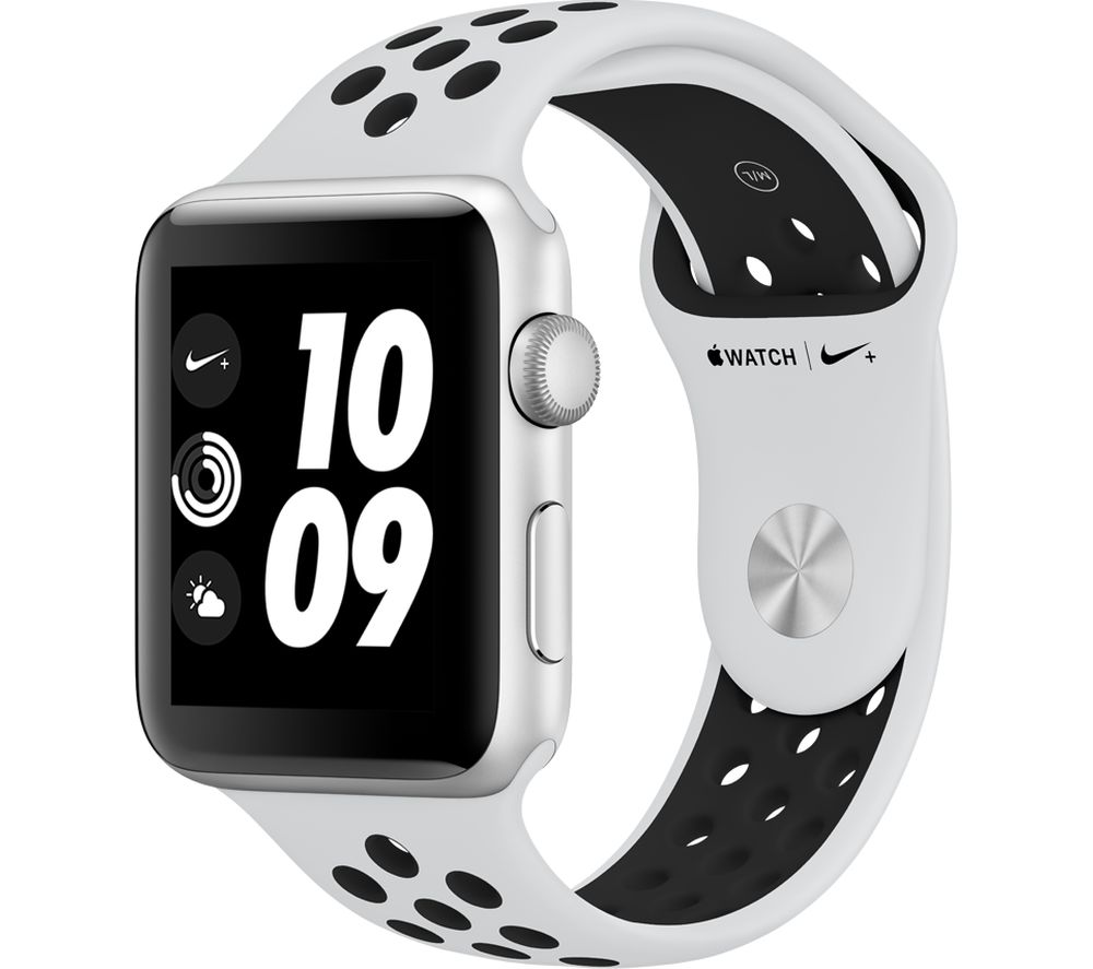 APPLE Watch Nike Series 3 42 mm Silver cheapest retail price