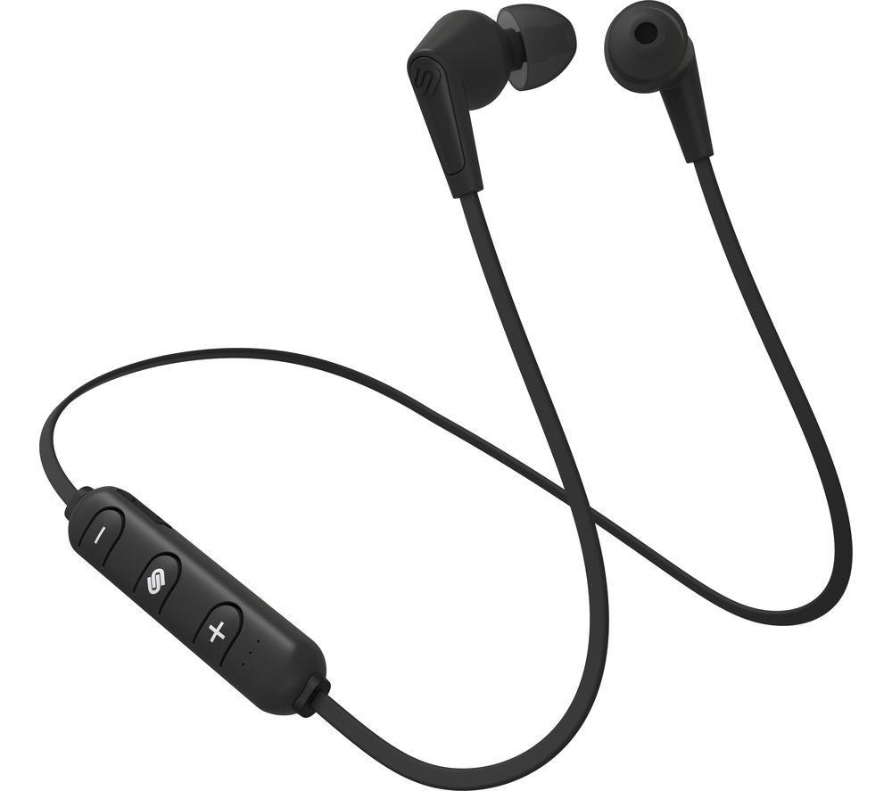 URBANISTA Madrid Wireless Bluetooth Earphones - Dark Clown