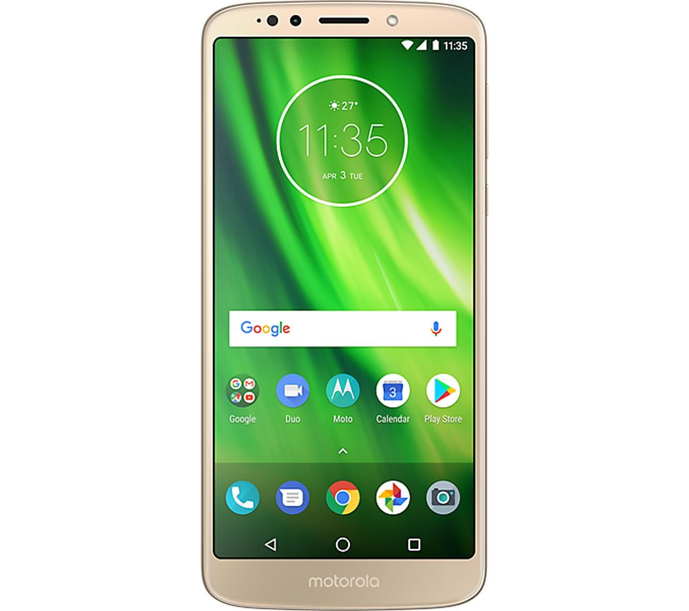 MOTOROLA G6 Play - 32 GB, Gold