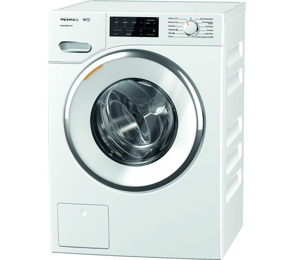 MIELE PowerWash XL WWI320 9 kg 1600 Spin Washing Machine - White