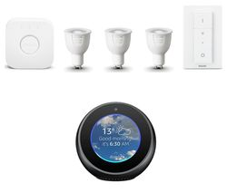 PHILIPS Hue White & Colour Ambiance GU10 Starter Kit