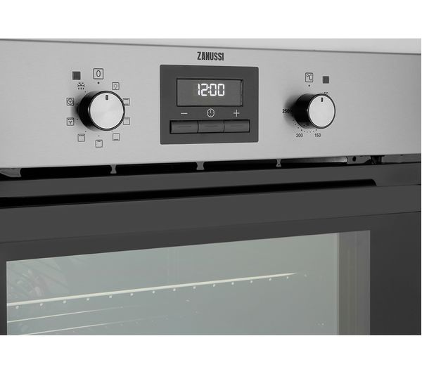 Buy Zanussi Zzb35901xa Electric Oven Stainless Steel