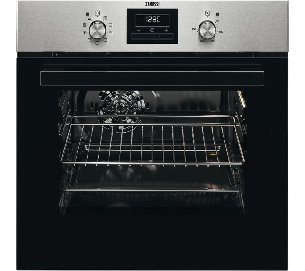 ZANUSSI ZZB35901XA Electric Oven - Stainless Steel