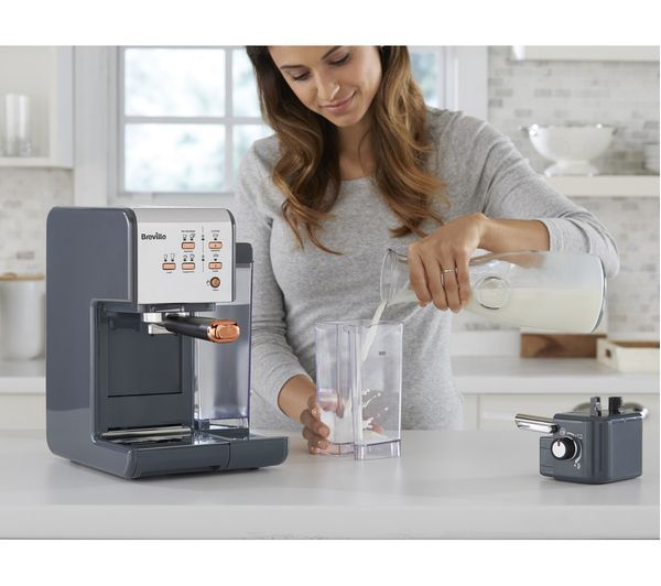 Kitchen Appliance Accessories: BREVILLE One-Touch VCF109 Coffee Machine