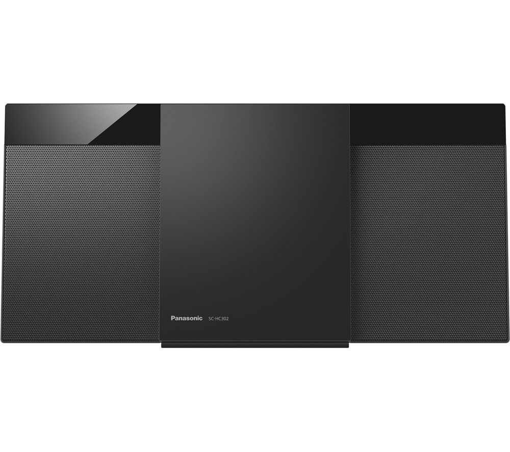 Buy Panasonic Sc Hc302 Bluetooth Flat Panel Hi Fi System