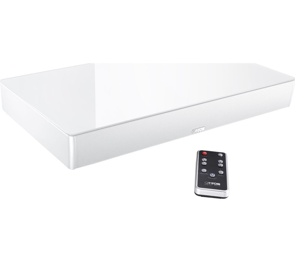 CANTON DM 55 2.1 Soundstage - White, White