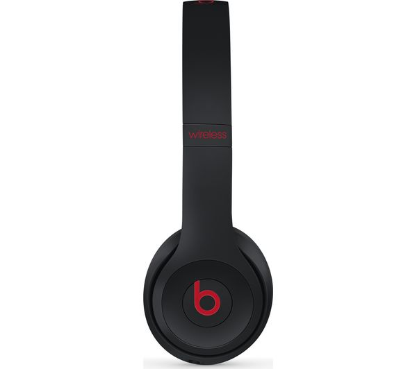 BEATS Decade Collection Solo 3 Wireless Bluetooth Headphones - Red   Black c7b418be1f3d
