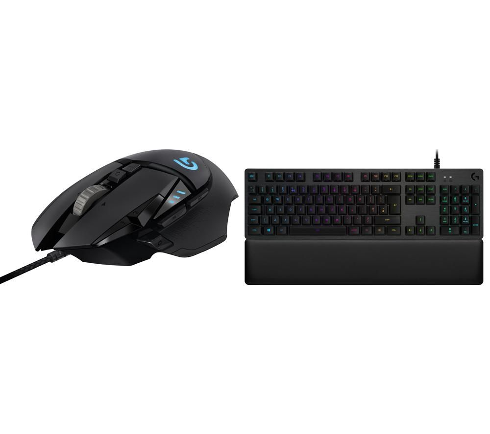Logitech G502 Proteus Spectrum Gaming Mouse G513 Gt Mechanical