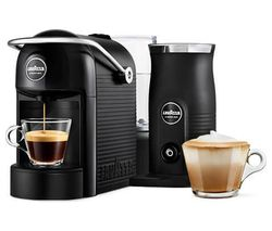 LAVAZZA Jolie & Milk Coffee Machine - Black