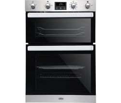BELLING BI902MFCT Electric Double Smart Oven - Stainless Steel