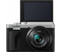LUMIX DC-TZ95EB-S Superzoom Compact Camera - Silver