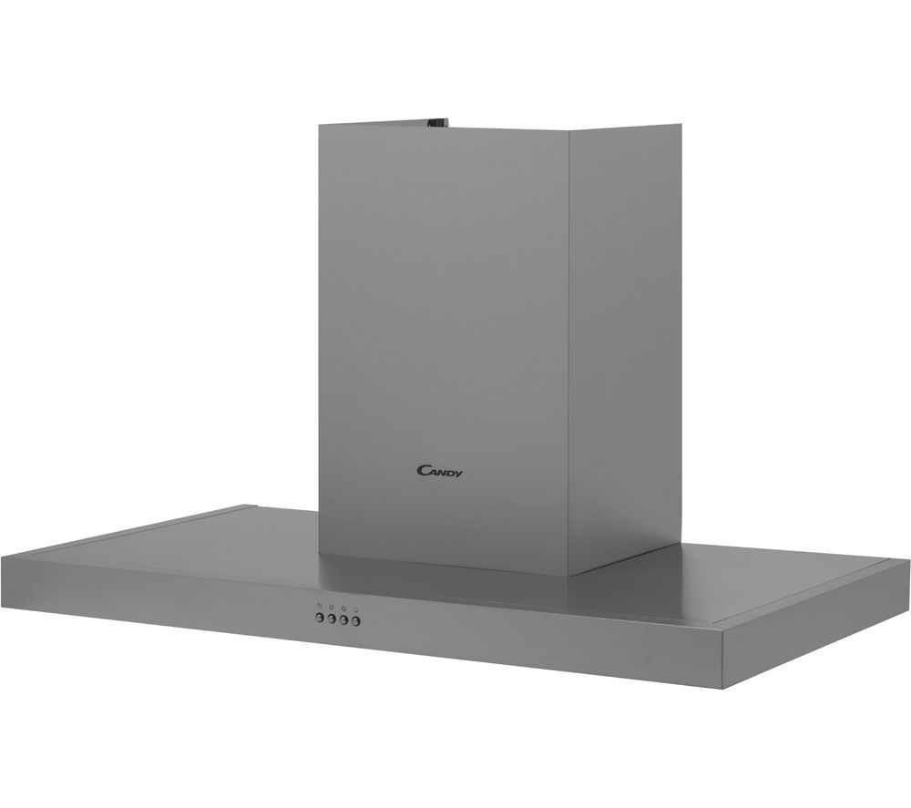 CMB955X Chimney Cooker Hood - Stainless Steel