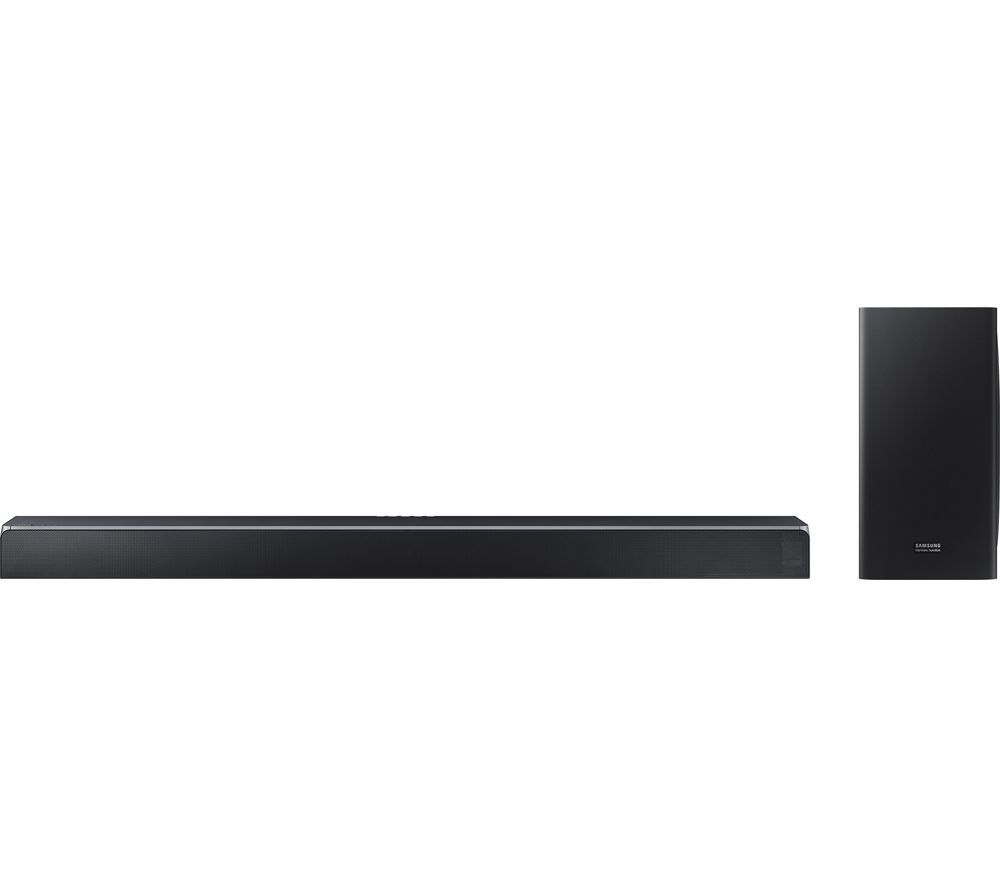 SAMSUNG harman/kardon HW-Q80R 5.1.2 Wireless Sound Bar with Dolby Atmos & Amazon Alexa