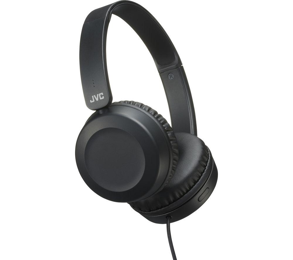 JVC HA-S31M-B-E Headphones - Black